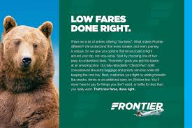 Frontier Carry On by Frontier Airlines Ps Studios