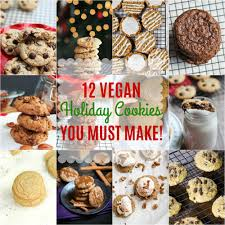12 vegan holiday cookies you must make the vegan 8