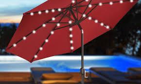 Design For Striped Patio Umbrella Ideas Patio Pergola Patio Umbrella Construction Material