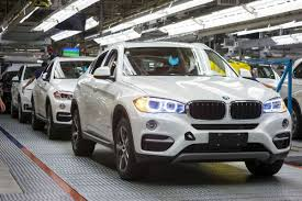 bmw car plant exports keep bmw s upstate plant busy even as u s car market