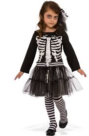 Skeleton Halloween Costume For Kids Skeleton Costume