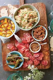 Summer Lunch Recipes Entertaining No Cook Appetizer And Salad Recipes Southern Living