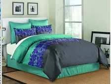 Peacock Feather Comforter Set Love This Nicole Miller Feathers Comforter Set Got To Get The