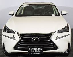 lexus of bellevue certified pre owned lexus nx 200 in washington for sale used cars on buysellsearch