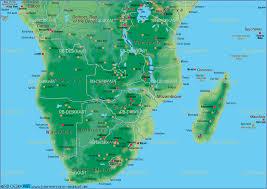 Morocco On World Map by Maps World Map Zanzibar