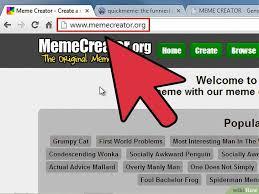 Cara Membuat Meme - cara membuat meme wikihow