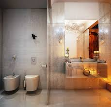 bathroom with fireplace design ideas with bathroom wall design bathroom large size modern bathroom design ideas and chandelier with bathroom white tile wall design