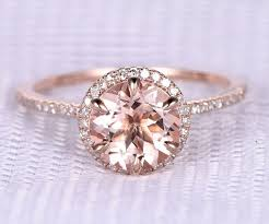 pink wedding rings best and newest pink wedding rings trusty decor