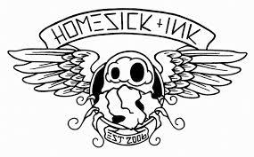 homesick ink u2026printed with blood sweat u0026 tears u2026