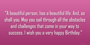 majestic b day wishes quote for beautiful nicewishes