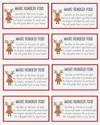 free printable reindeer activities east coast mommy magic reindeer food