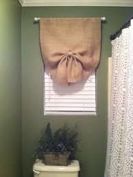 Green Burlap Curtains Ruffled Burlap Curtain Farmhouse Kitchen Valance Window Treatment