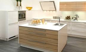 ilot cuisine rond ilot de cuisine avec table cuisine ilot central pas cher