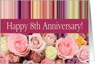 8th wedding anniversary 8th wedding anniversary cards from greeting card universe