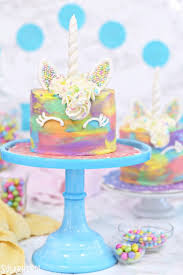 cake diy 10 cheerful and colorful diy cakes for kids shelterness
