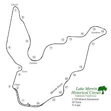 Lake Merritt Map Lake Merritt Historical Circuit Oakland Ca Album On Imgur
