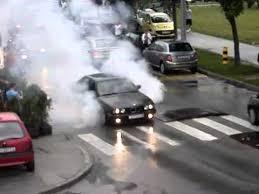 corvette clutch burnout idiot fail clutch burnout