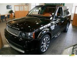 2010 santorini black land rover range rover sport supercharged
