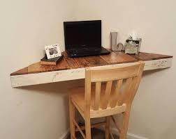 Corner Desk Overstock Simple Living Bamboo Corner Desk Free Shipping Today Overstock
