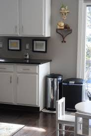 black and kitchen ideas best 25 grey kitchen walls ideas on gray paint colors