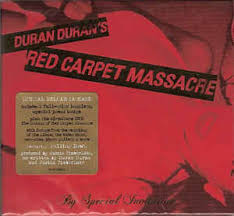 duran duran red carpet massacre cd album at discogs