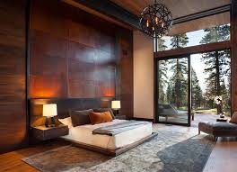 Low Maintenance Windows Decor A Mountain Modern Bedroom I See Neutral Color Tones Cozy