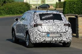 2018 volkswagen t cross one of 19 new suv models due autocar