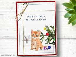 cat cards boxed best celebration day