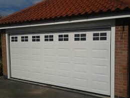 12 x12 garage door what is the average size of a double car garage door wageuzi