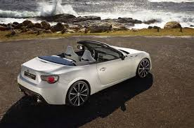 frs scion report scion fr s convertible due this fall sedan in 2016