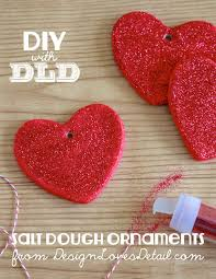 salt dough ornaments diy with dld