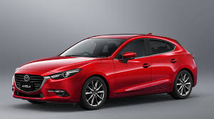 mazda made in japan 2017 mazda3 axela was launched today in japan it got better