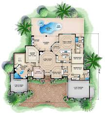 french country flair 66268we architectural designs house plans french country flair 66268we floor plan main level