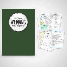 wedding organizer binder wedding planner binder printable evergreen wedding planner