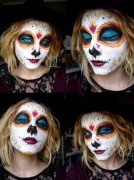 skeleton faces halloween la muerte the book of life by madmiyo deviantart com on