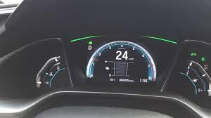 econ mode honda crv does econ mode affect performance of the turbo 2016 honda civic