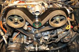 1997 toyota 4runner timing belt timing belt replacement crankshaft washer installed backwards