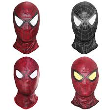 aliexpress com buy the amazing spider man full face mask spider