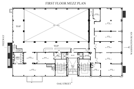 Floor Plan Downtown La Event Venue For Wedding Filming And Special Floor Plans