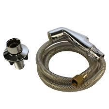 Kitchen Sink Spray Hose  Head In Chrome Danco - Kitchen sink spray hose