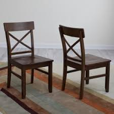 Cross Back Dining Chairs Cross Back Kitchen Dining Chairs Hayneedle