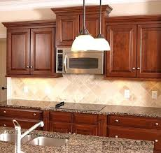cherry kitchen ideas cherry kitchen cabinet ideas rootsrocks club