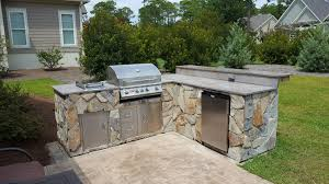 outdoor kitchen st james plantation southport nc outdoor