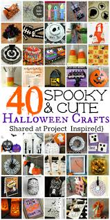 40 spooky and cute crafts for halloween yesterday on tuesday