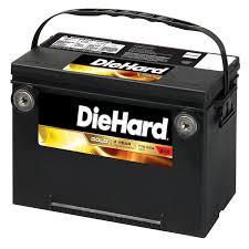 diehard gold automotive battery group size ep 78 price with