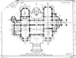 chateau floor plans dodderhill parish survey project historic places buildings