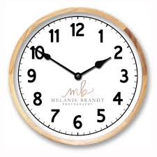 cool wall clock cool custom logo wall clocks 82 for logo templates with custom
