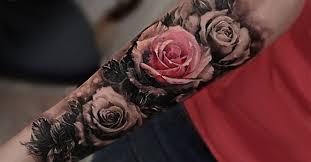 de tatuajes de rosas 80 tatuajes de rosas y sus significados imágenes tatuajes
