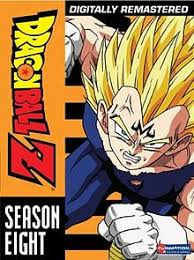 list dragon ball episodes season 8
