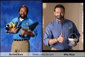 Billy Mays Meme - richard karn totally looks like billy mays memebase funny memes